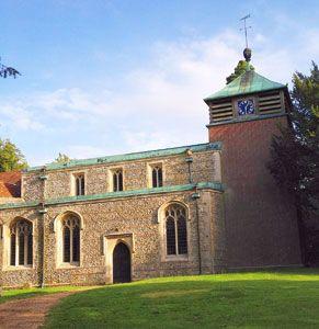 Heydon Church