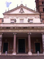 St Cecilia in Trastavere