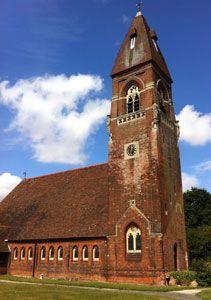 Ford End Church, Essex