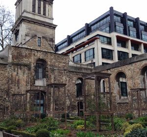 Greyfriars Church, London