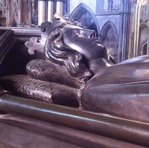 Eleanor of Castile, Lincoln Cathedral Tomb