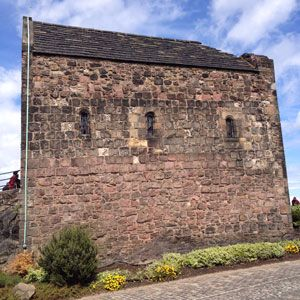 St Margaret's Chapel, Edinburgh
