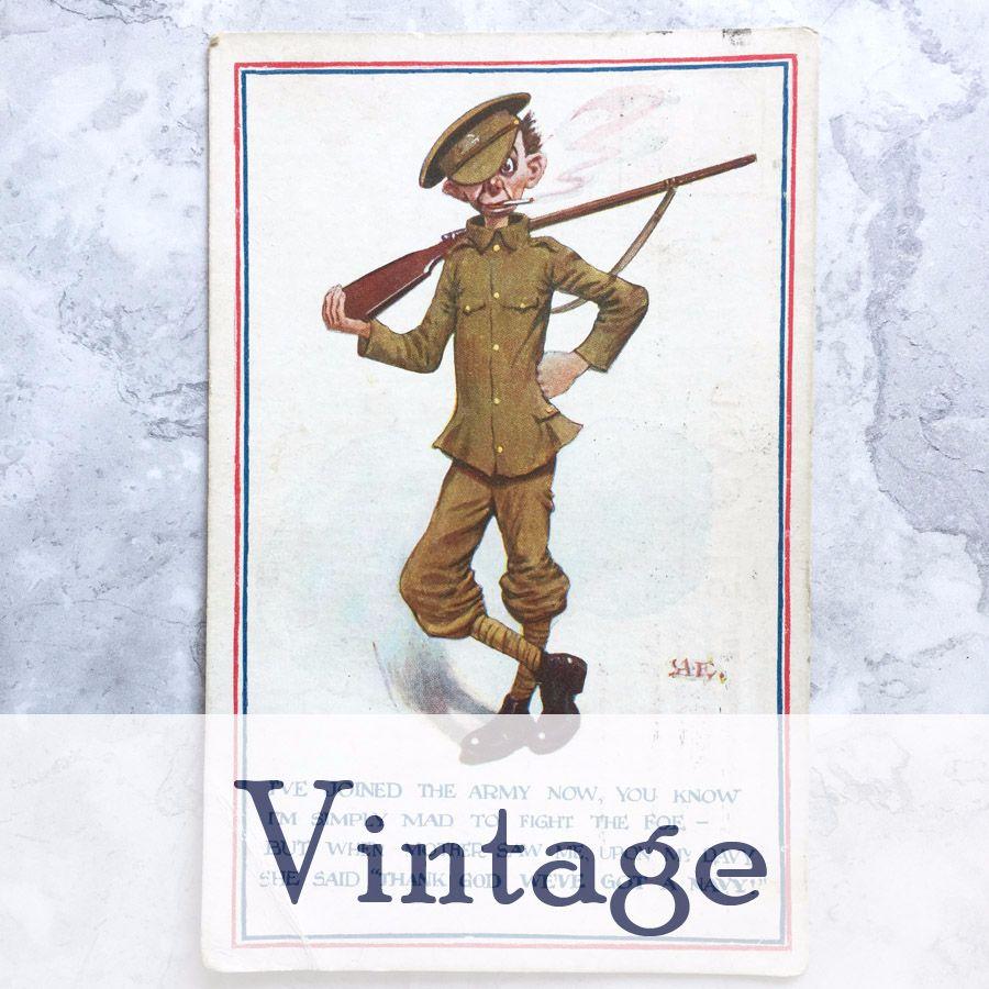 <!-- 009 -->Vintage