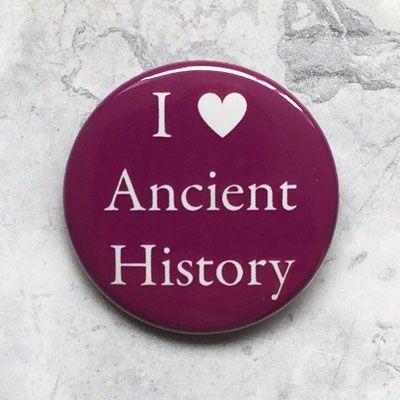 I Love Ancient History
