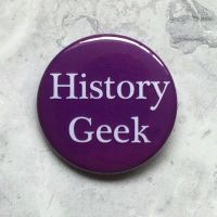 History Geek - Purple