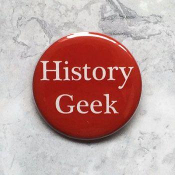 History Geek - Red