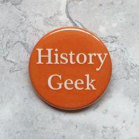 History Geek - Orange