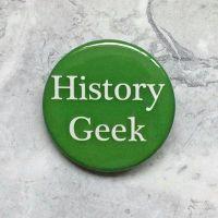 History Geek - Green