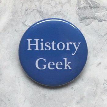 History Geek - Blue