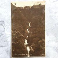 Aberystwyth - Falls of the Mynach
