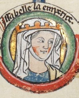 Isabella of England