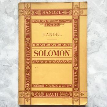 Solomon (1927/1928)