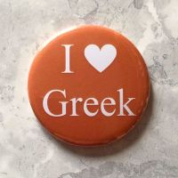 I Love Greek