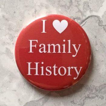 I Love Family History