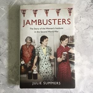 Jambusters by Julie Summers
