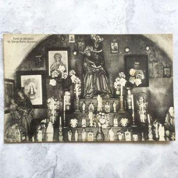 Le Vierge Marie Descamps, Foret de Desvres