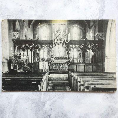Yateley Church