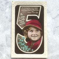My Fifth Birthday Wish