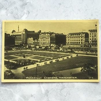 Piccadilly Gardens, Manchester