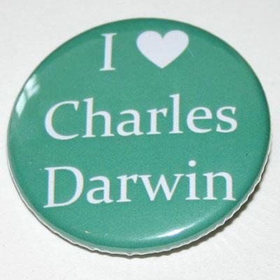 I Love Charles Darwin