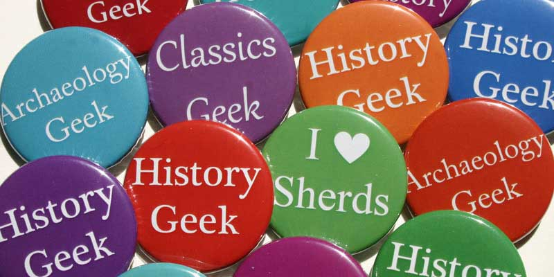 History Geekery