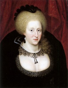 Anne of Denmark had a proxy wedding
