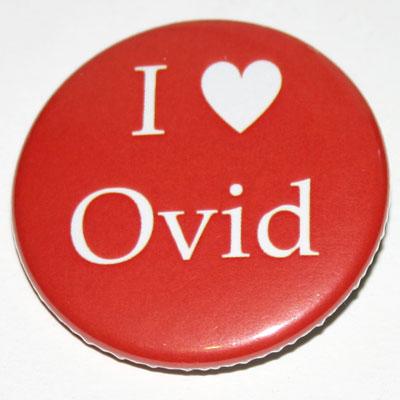 I Love Ovid