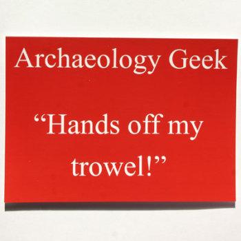 Archaeology Geek