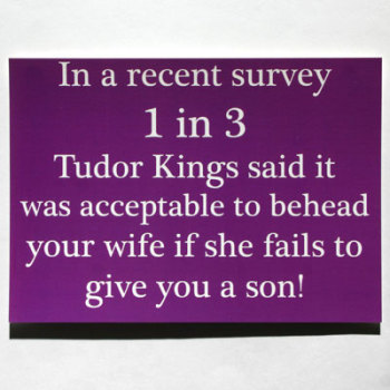 Tudor Kings Survey