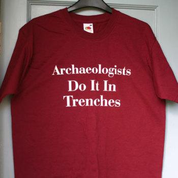 Archaeology T-Shirt - Men's