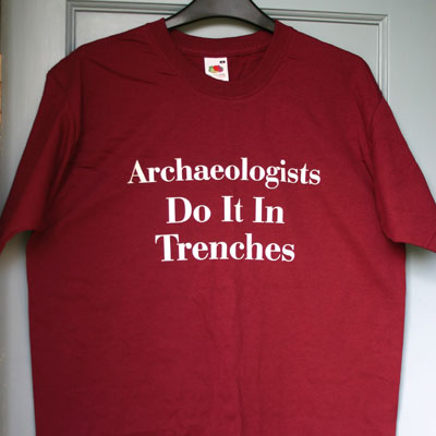 Archaeology T-Shirt - Men's