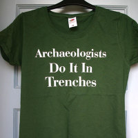 Archaeology T-Shirt - Women's