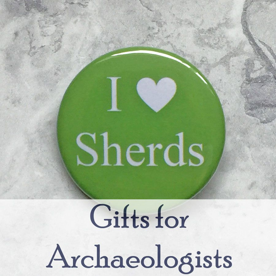 <!-- 010 -->Gifts for Archaeologists