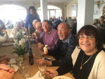The Bistro, Jan, Derek and John