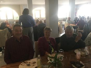 The Bistro, Mick, Joyce and Alan