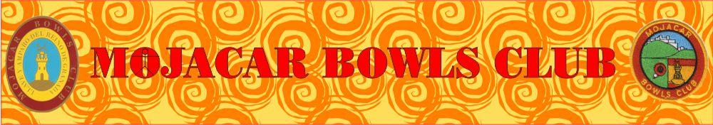 Mojacar Bowls Club, site logo.