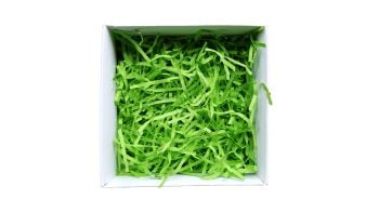 Green Shredded Paper - 100g
