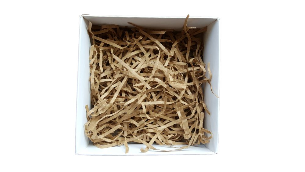 Natural Shredded Paper - 50g