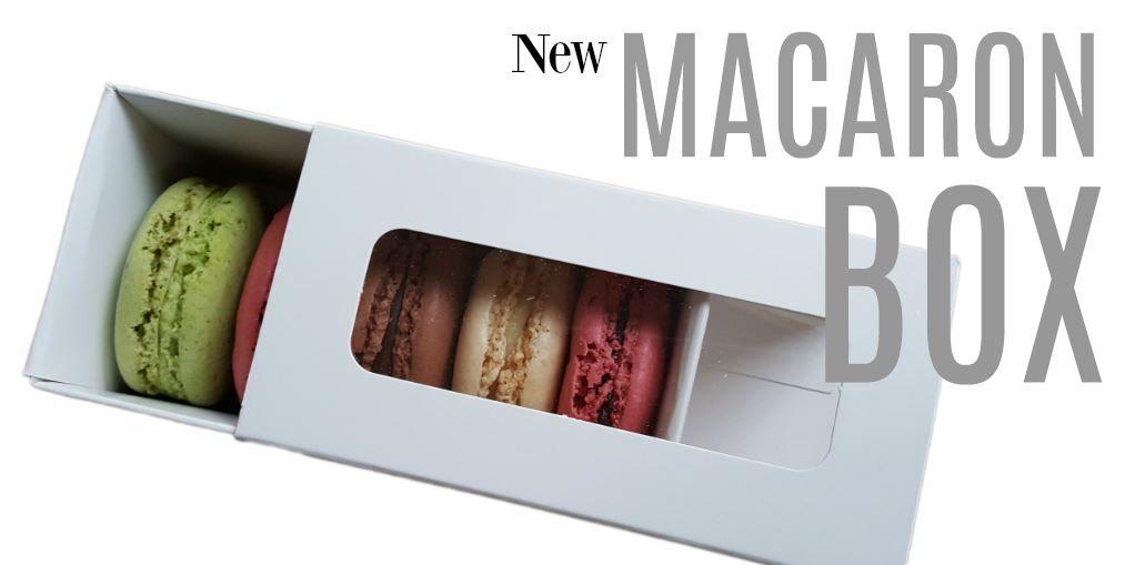 4pk macaron box