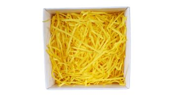 Yellow Shredded Paper - 100g