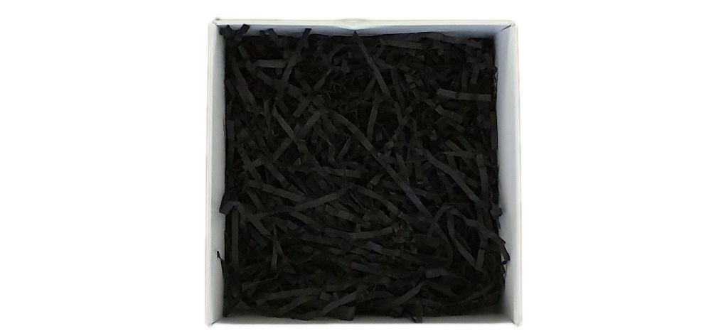 Black Shredded Paper - 50g