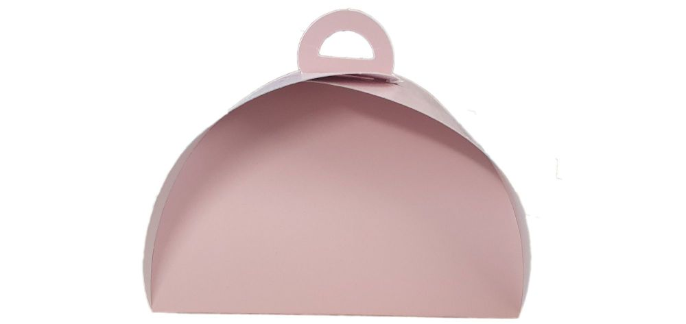 Pink Patisserie Box -150mm x 100mm x 70 mm - Pack of 25