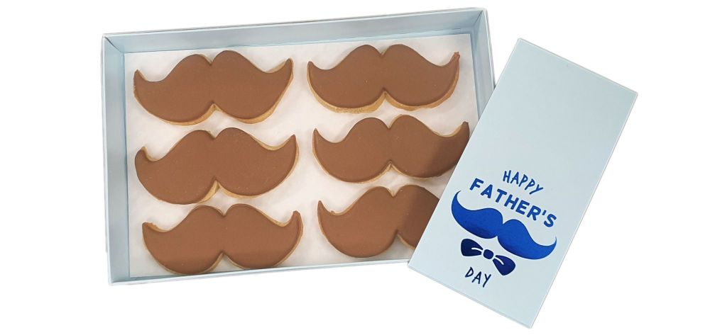 blue ftahers day cookie copy