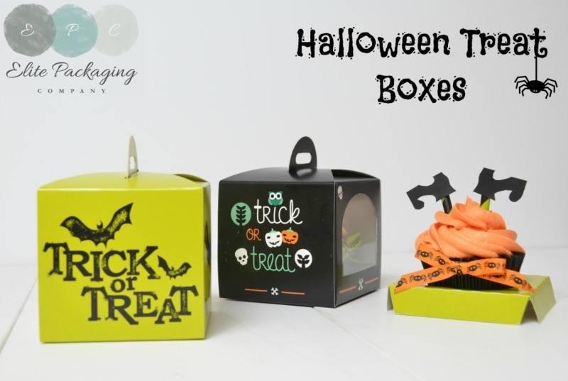 new Halloween Treat Box