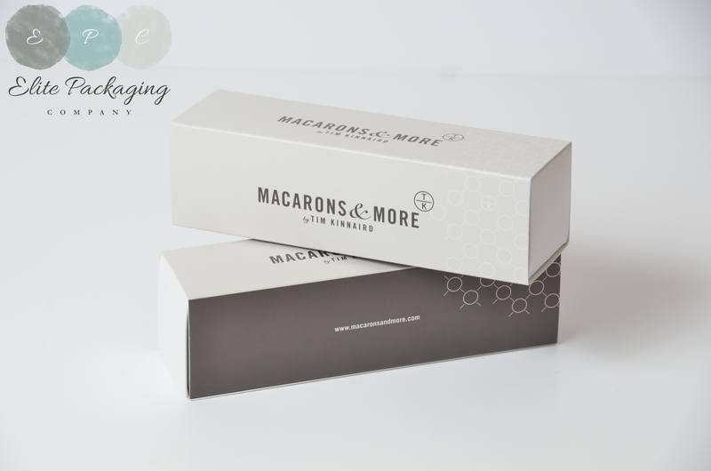 Printed Macaron Packaging