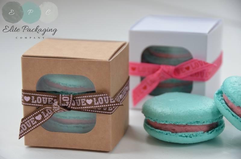 Double Macaron Boxes
