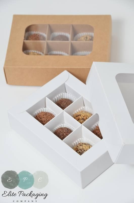 6pk truffle box