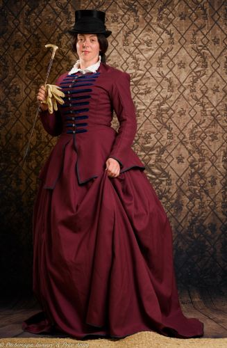 kathy riding habit 1860-4