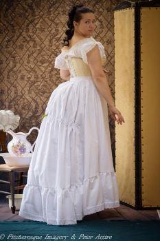 Victorian petticoat size 12/14