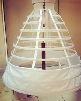 Crinoline cage  on demand